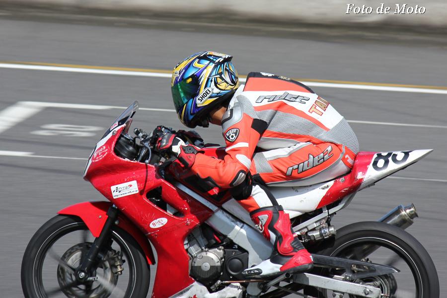 ACRR #83 HARUNAレーシングチーム 村瀬 健琉 CBR150