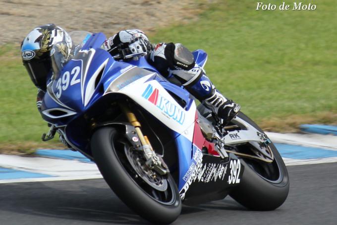 J-GP2 #392 ミクニ テリー&カリー 長尾 健吾 Nagao Kengo GSXR600