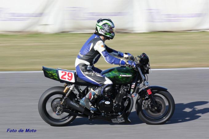 MONSTER Evo. #29 RTルパン 永山 信一 Kawasaki KZ1000J