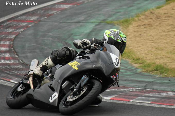 ST250 #9 ファイヤーガレージ 中村 裕哉 Kawasaki Ninja250
