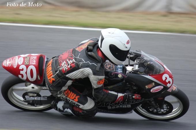 S80 #30 <ZAC-SPEED>ミズシマ 中野 博 Zac TZCR85
