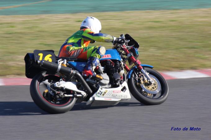 ZERO-2 #16 ナカヤマオートサービス 中山 昇太郎 Kawasaki Z400FX