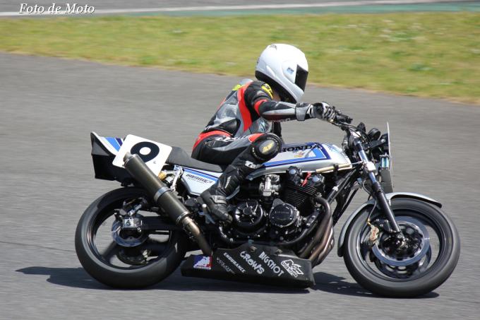 Monster #9 N2F・BIGSHOT 中澤 健生 Honda CB900F