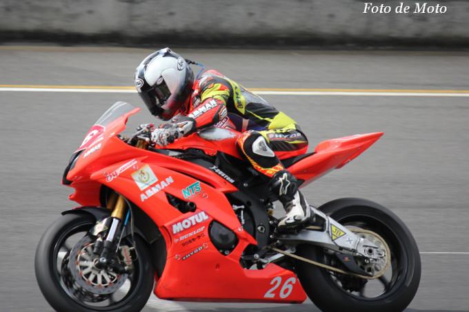 J-GP2 #26 ALLMAN&OWRACING 小口 理 Oguchi Osamu YZF-OWR6