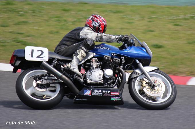 Monster #12 バイク屋モビー 小熊 勝也 Suzuki GSX1100S