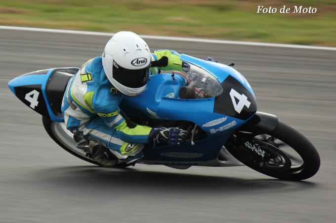 J-GP3 #4 小椋 藍 Honda RS125R