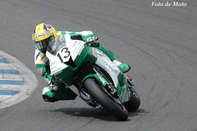 J-GP2 #13 MOTOBUM HONDA 大木 崇行 Ooki Takayuki CBR600RR