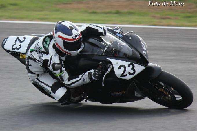 ST600 #23 Bagus!レーシング 大津 岳 Honda CBR600RR