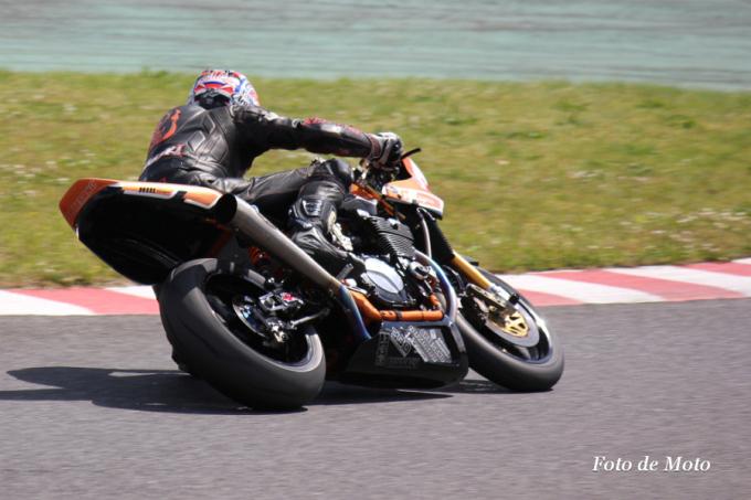 Monster Evolution #34 ARTESANO&TG中川 佐野 泰昭 Yamaha XJR1300