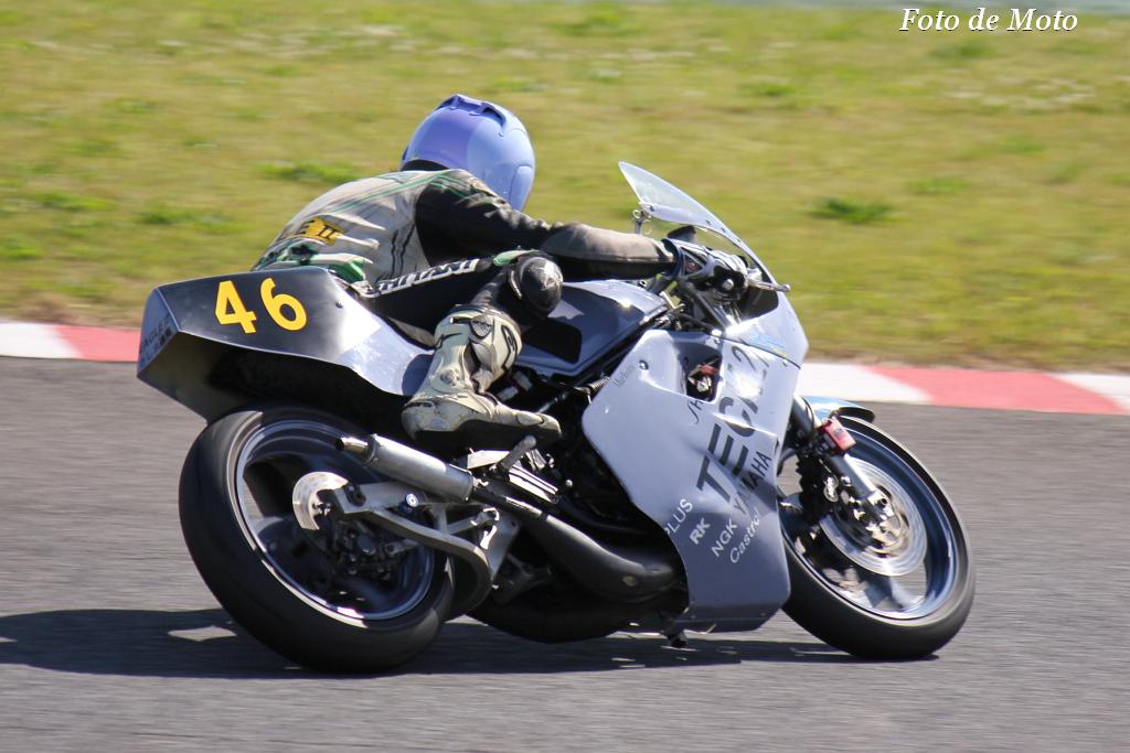 ZERO-2 #46 イーグルⅡ+さしま通商+BDR 佐野 竜也 Yamaha RZ250R