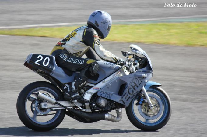 ZERO-4 #20 イーグルⅡ+さしま通商 佐野 哲治 Yamaha TZR250