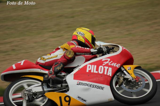 S80 #19 TeamPILOTA-Fine 佐藤 聡一郎 Honda RSCR85