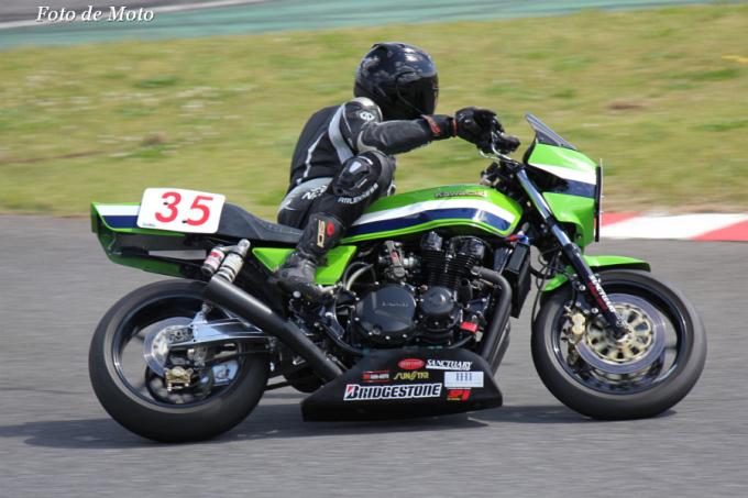 Monster Evolution #35 サンクチャリアライズ&ヒデOCM 佐藤 英幸 Kawasaki Z1000R