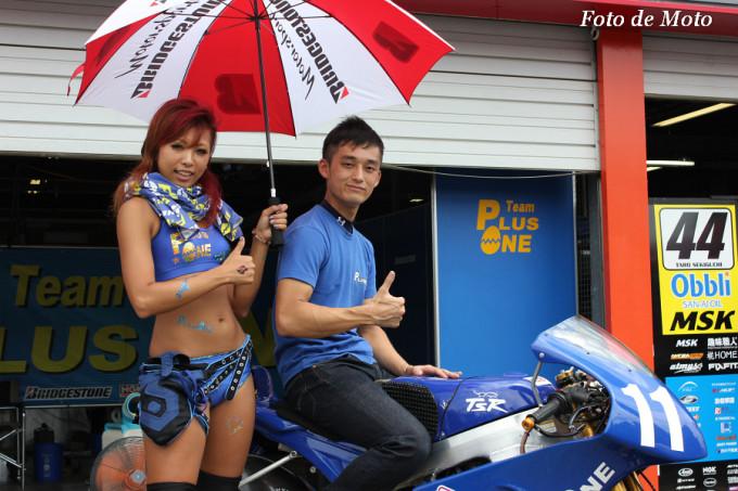 J-GP2 #11 TEAM PLUSONE 佐藤 太紀 Sato Taiki TSR2