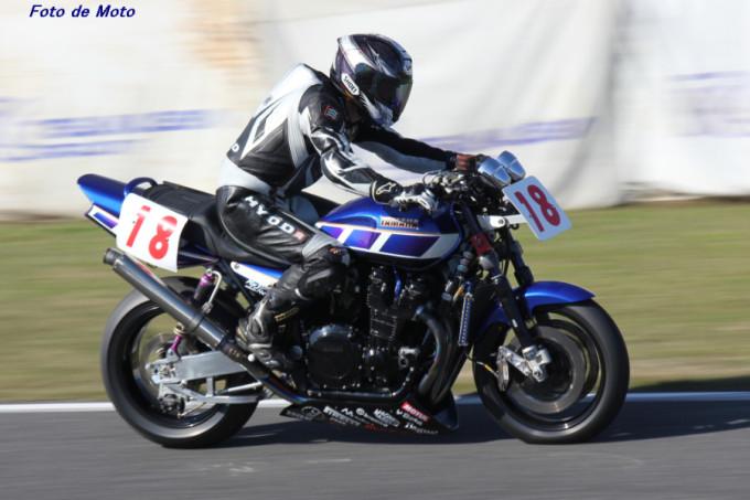 MONSTER Evo. #18 マンボーズ☆ガレージ・エス 下野 利幸 Yamaha XJR1300