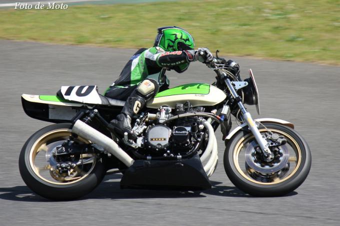 Monster #10 スピードショップイトウ 杉浦 陵介 Kawasaki Z1000LTD