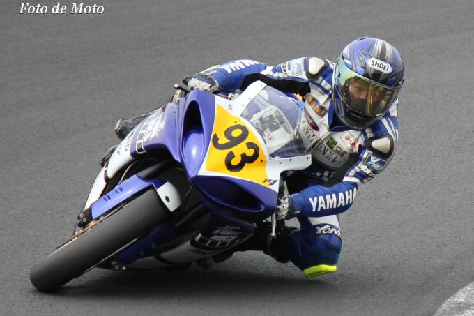 JSB(N) #93 MAZI SPEED α 鈴木 一史 Yamaha YZF-R1