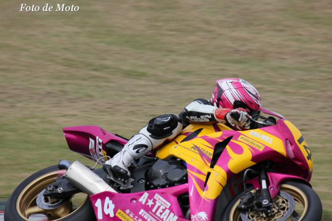 TC-F #14 A☆TEAMレーシング 竹田 敏彦 Honda CBR1000RR