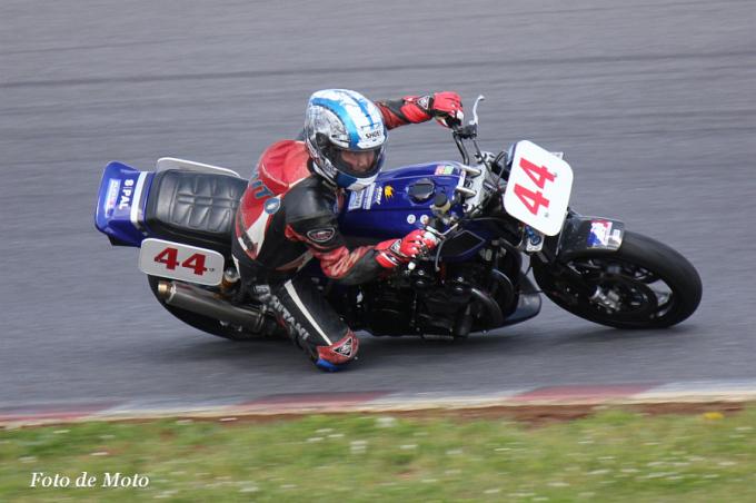 Monster Evolution #44 九州鉄馬グランドオートRT 田中 義人 Honda CB750F