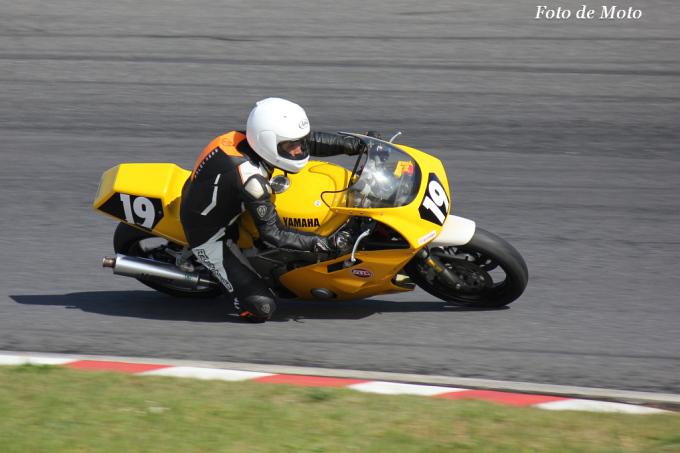 ZERO-4 #19 Y-style 豊田 將臣 Yamaha FZR400