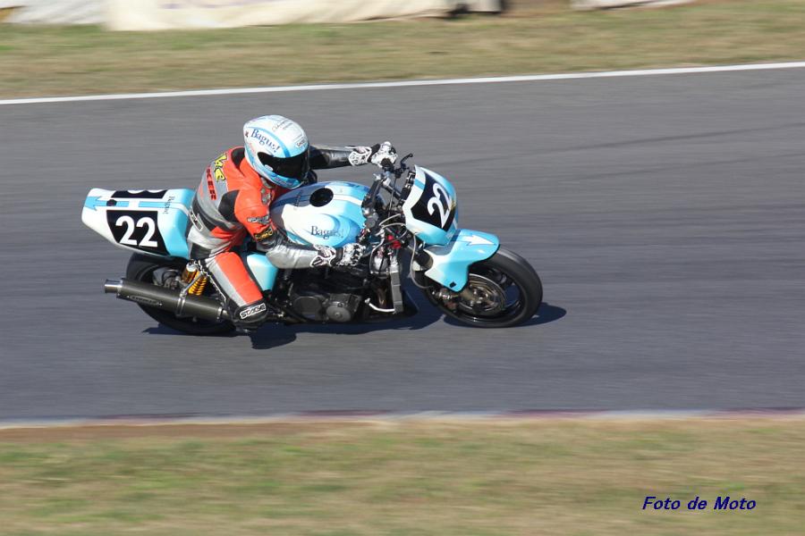 ZERO-4 #22 SPRINT&Bagus! 筒井 健裕 Honda-CB400SF