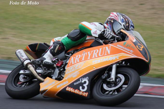 TC-mini 100 #3 アクティビティ&アルティラン+RHP+N-PLAN 内山 智彦 Honda NSF
