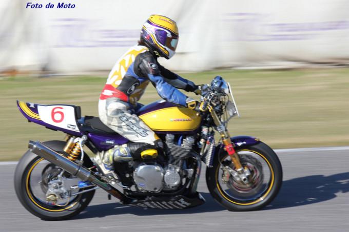 MONSTER Evo. #6 CROSS&Bagus! 梅松 直人 Kawasaki ZEPHYR1100
