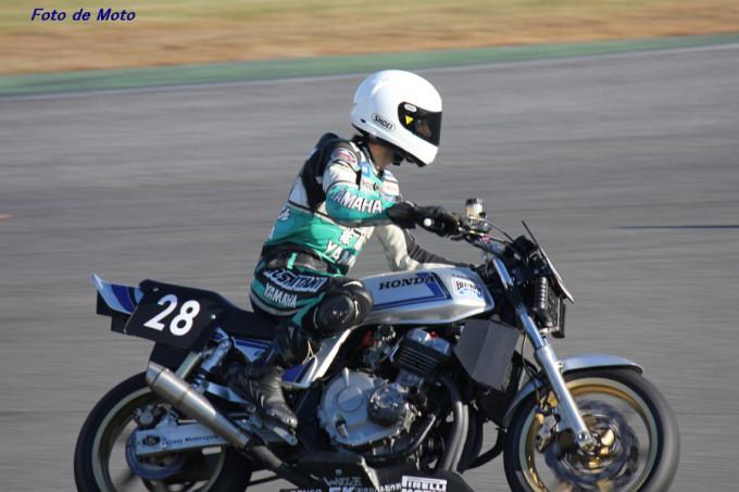 ZERO-4 #28 CRAZY MC(岩手) 渡部 達也 Honda CB400SF