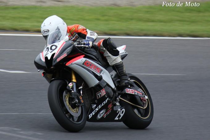 J-GP2 #29 GBSレーシングYAMAHA 山村 良憲 Yamamura Ryoken YZF-R6
