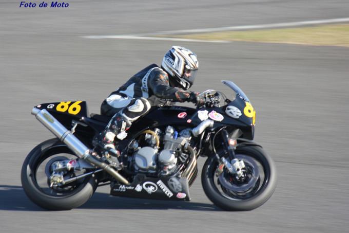 ZERO-2 #86 チーム 基蔵 山﨑 武 Kawasaki GPz400F