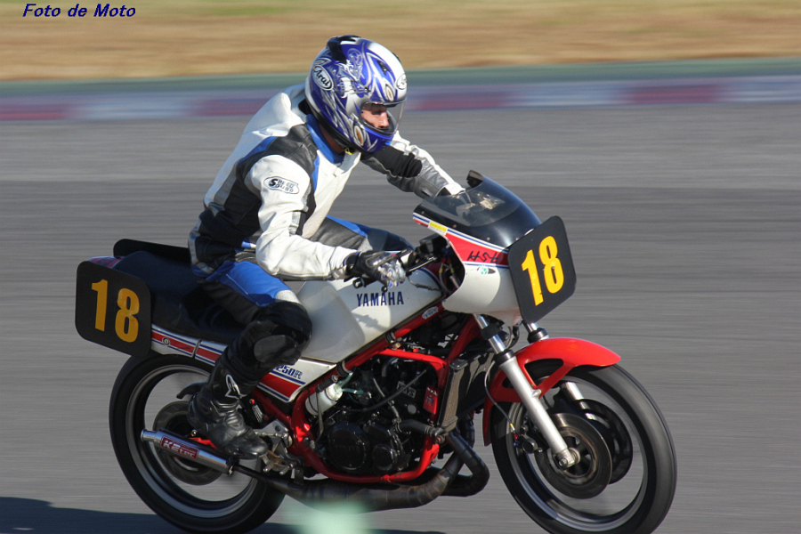 ZERO-2 #18 HSTレーシング82 結城 亮治 Yamaha RZ250R