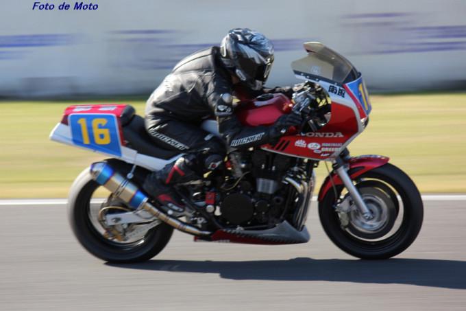 ZERO-1 #16 南風 赤嶺 正弘 Honda CBX750F