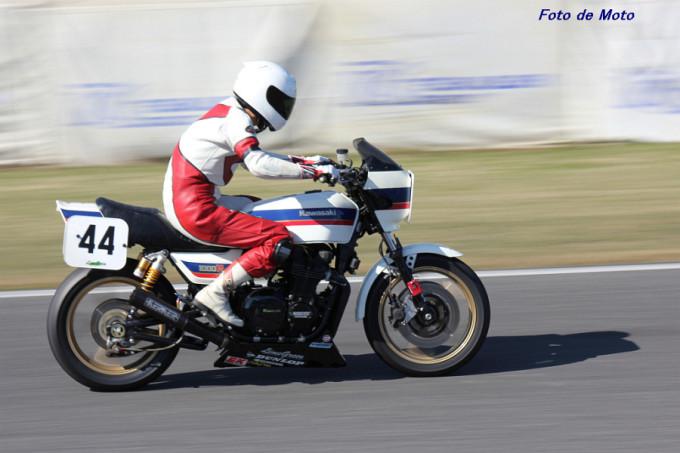 MONSTER #44 KFライムグリーン SEBASE 秋本 教仁 Kawasaki Z1000R