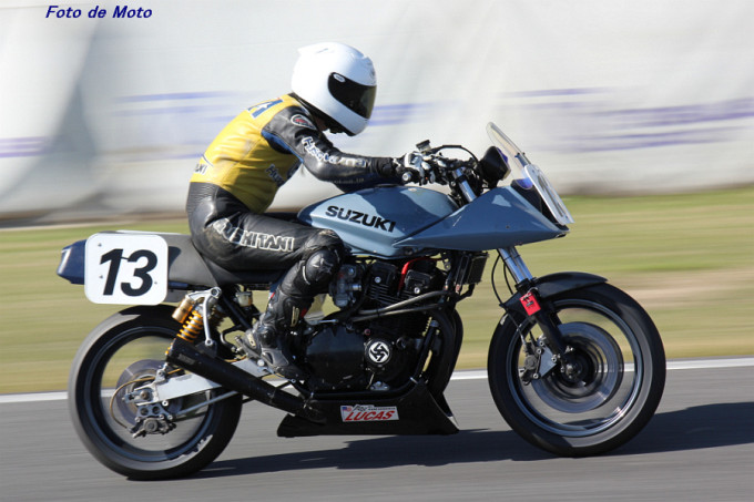 MONSTER #13 アルタイヤレーシング 荒 憲之 Suzuki GSX1100S