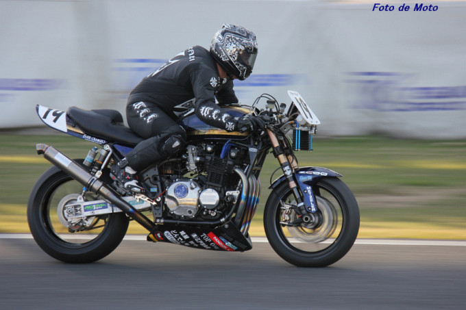 SUPER MONSTER Evo. #19 MOON FIELD 新垣 敏之 Kawasaki ZEPHYR1100