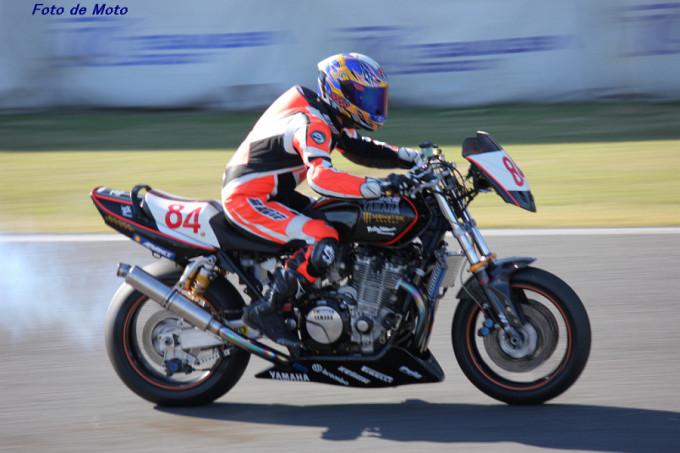 MONSTER-Evo. #84 甲州日原設備☆RT 日原 哲也 Yamaha XJR1200R