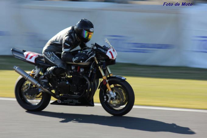 MONSTER-Evo. #17 アマノジャクレーシング☆テクノ 平野 雅彦 Kawasaki ZEPHYR1100