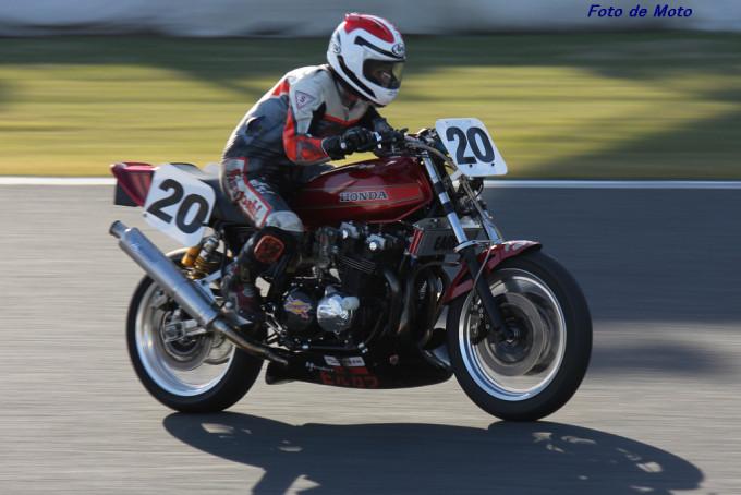 MONSTER #20 TEAM Let's! 蛭川 容義 Honda CB1100F