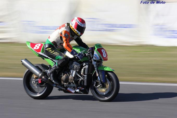 F-ZERO #8 RS-ITOH 檜吉 太郎 Kawasaki Z1000