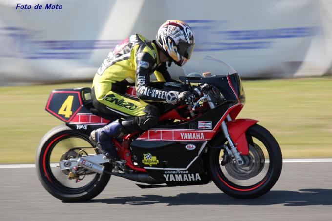 ZERO-2 #4 ガレージトータス#4  石川 勝則 Yamaha RZ250R