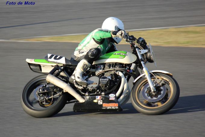 MONSTER #10 スピードショップイトウ 伊藤 晶雄 Kawasaki Z1000