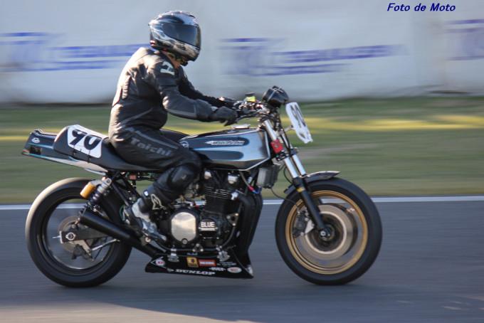 MONSTER #90 BLUE-THUNDERS 加藤 一毅 Kawasaki KZ1000MKⅡ