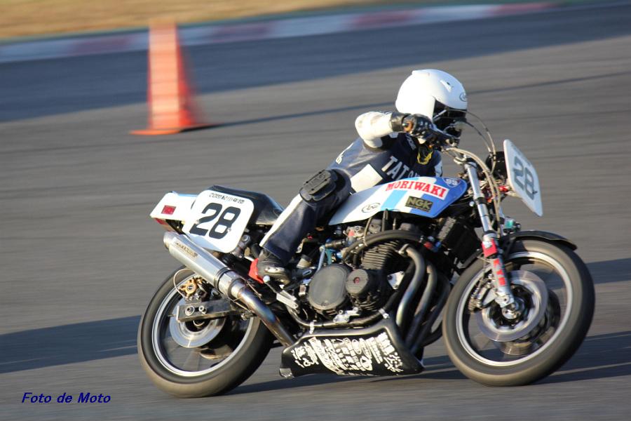 MONSTER #28 20世紀少年団 小島 達治 Kawasaki Z750FX