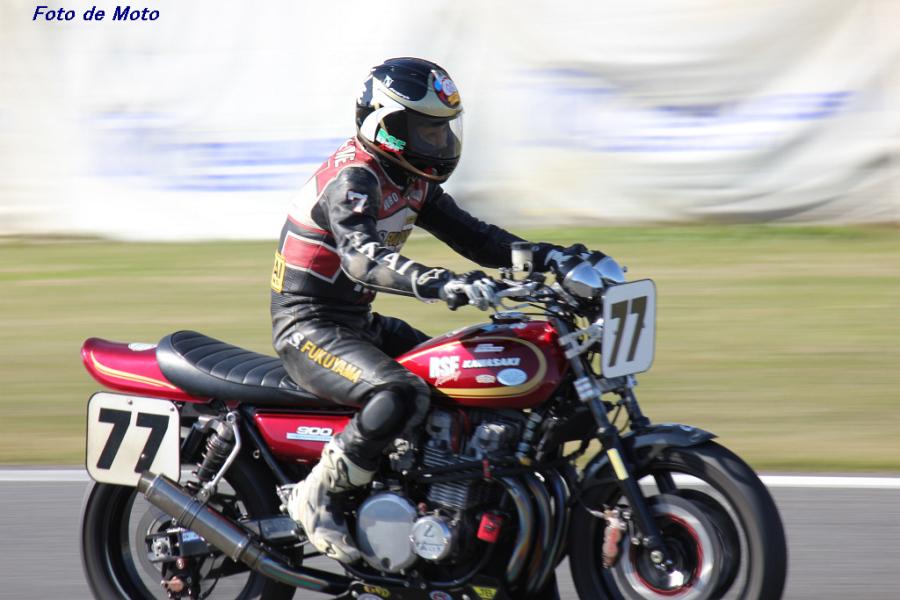 MONSTER #77 侍ジーンズ・RSFレーシング 黒川 温広 Kawasaki Z1