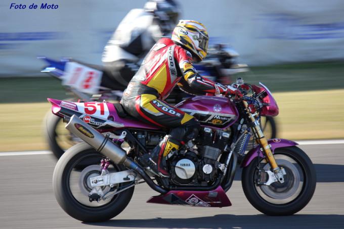 MONSTER-Evo. #51 TEAM☆C.K&JAM 松浦 光一 Yamaha XJR1200