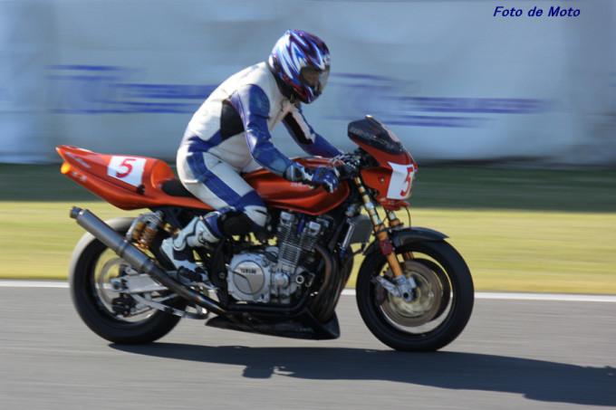 MONSTER-Evo. #5 会田モータースエンジニアリング 松浦 俊彦 Yamaha XJR1200