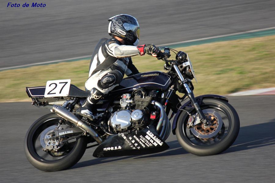 MONSTER #27 レッドイーグル&SDL 目黒 龍男 Kawasaki Z1000J