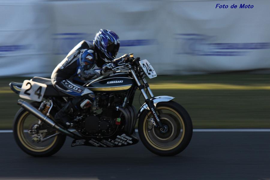 MONSTER #24 TFW+サンクチュアリー東京ウエスト 道岡 嵩裕 Kawasaki Z2