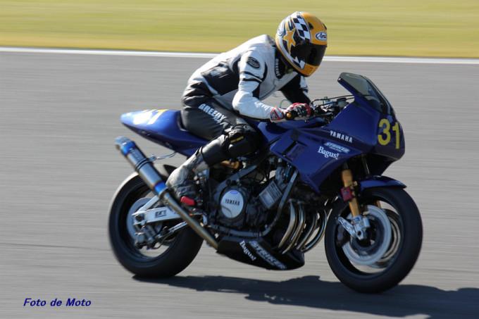 ZERO-1 #31  ★バグース&ストライカー★ 三上 高雄 Yamaha FZ750