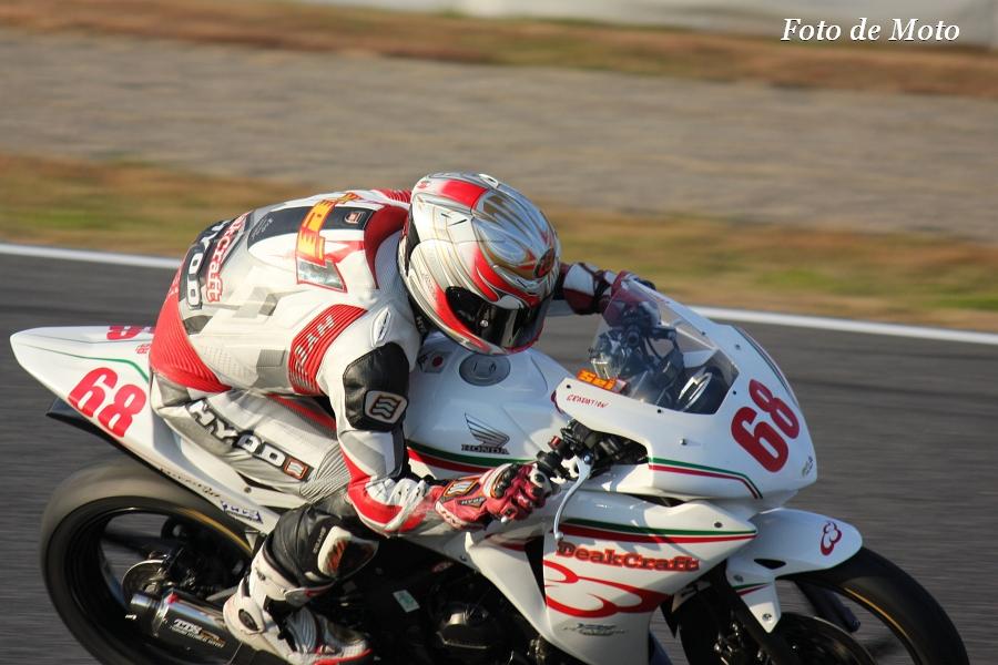 CBR250R #68 デーククラフトレーシング 宮本 清一 Honda CBR250R